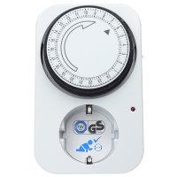 Zeitschaltuhr mechanisch IP20 (15 Min-Takt)