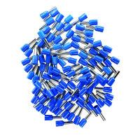 Aderendhülsen 2,50mm² (blau), isoliert, 100...