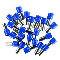 Aderendhülsen 16mm² (blau), isoliert, 25...